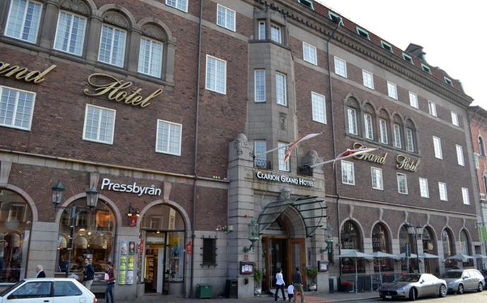 Clarion Hotel Grand, Helsingborg
