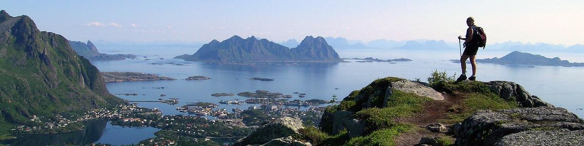 Tjeldbergtind, Svolvær