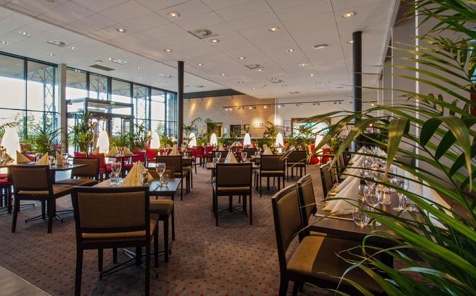 Best Western Oslo Airport Hotell - Restaurant