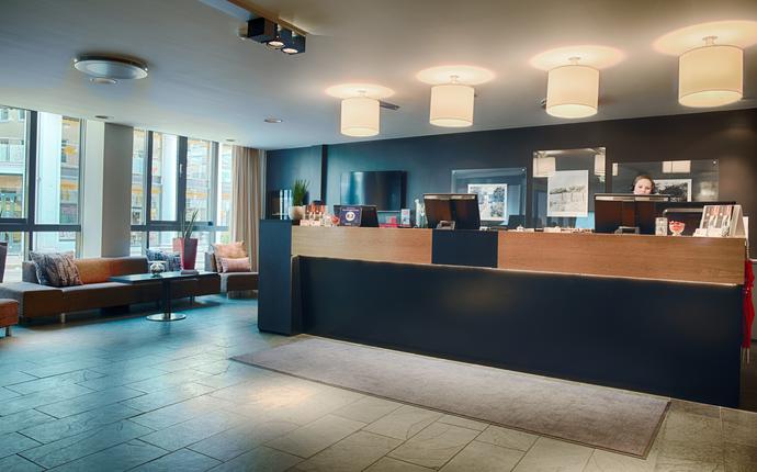 Thon Hotel Bristol Bergen - Rom
