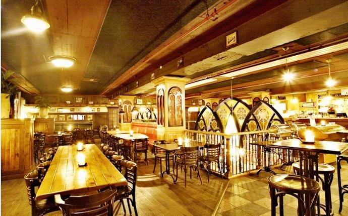 Olavs pub og Spiseri