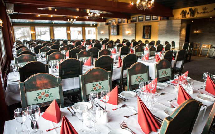 Geilo Hotel - Restaurant