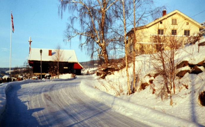Fossegården