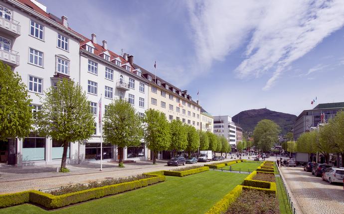 Hotel Oleana - Outdoor