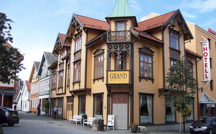 Grand Hotel Egersund