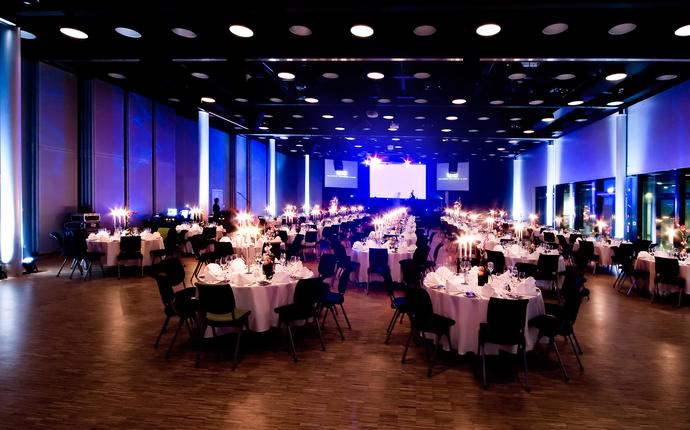 UBC salen - det perfekte lokalet for en festmiddag