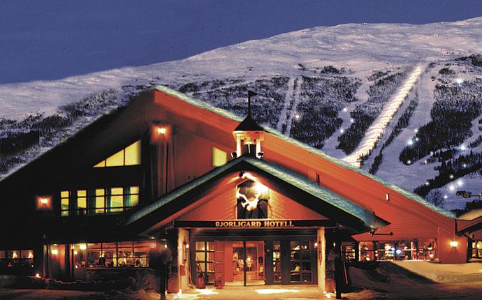 Bjorligard Hotell