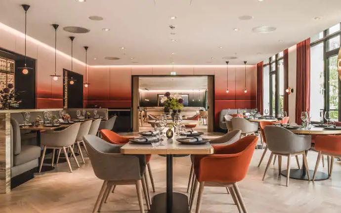 Hotel Norge by Scandic - Restaurant Nova