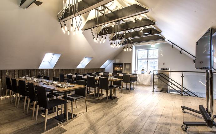 Festningen Restaurant - Fjordgløtt