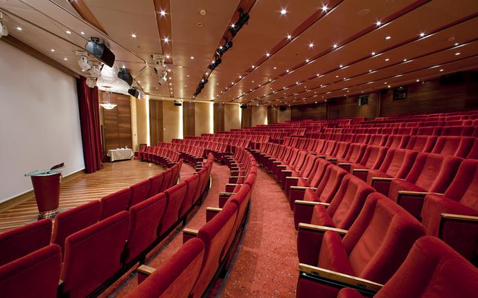Color Line - KonferanseCruise - Auditorium - Fantasy