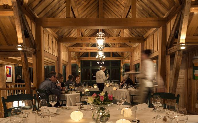 Engø Gård Hotel & Restaurant - Restaurant Pileredet