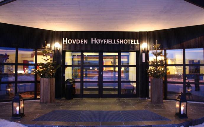 Hovden Høyfjellshotell Hovdestøylen Hotel & Lodge