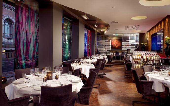 Clarion Collection Hotel Savoy - Restaurant