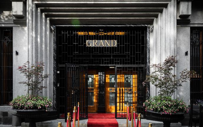 Grand Konferanse- og Festlokaler