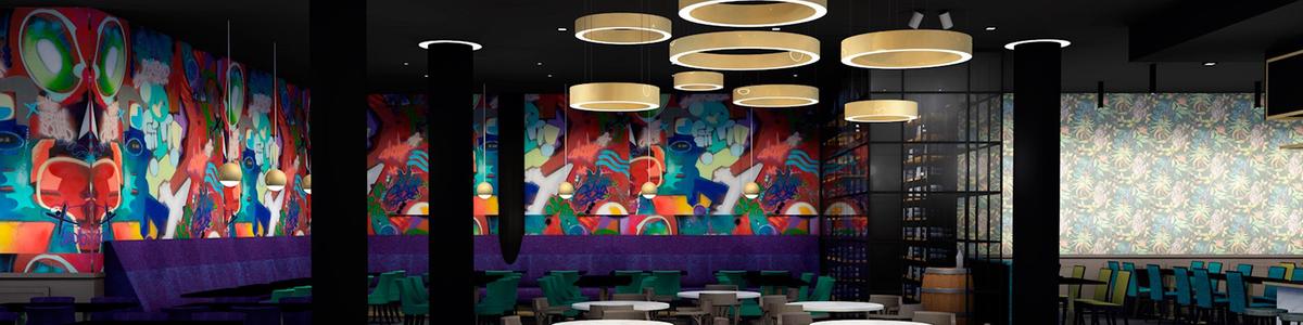 Thon Hotel Storo, restaurant, åpner aug. 2018