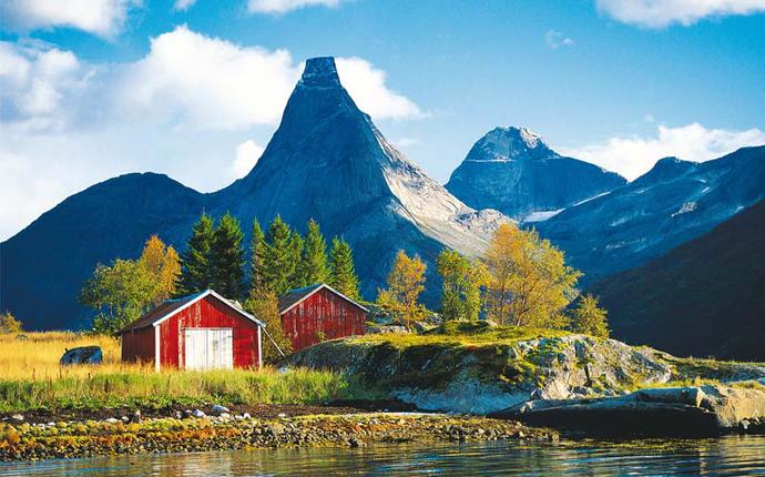 Hamarøy Hotell - Stetind