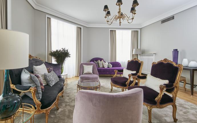 Grand Hotel Oslo - Boheme Suite