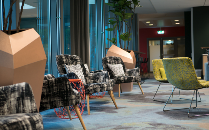 Gardermoen Airport Hotel - Lounge