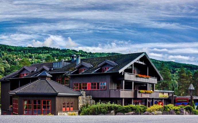 Hunderfossen Hotel & Resort