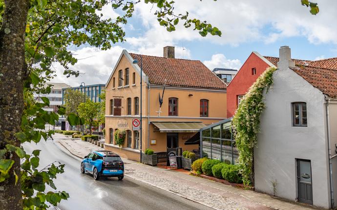 Gamlaværket Gjestgiveri & Tracteringssted