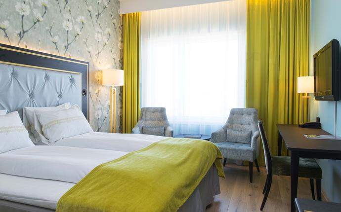 Thon Hotel Opera - Double room