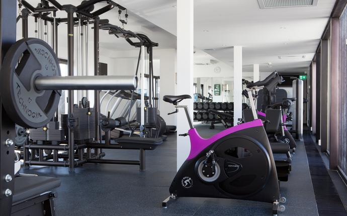 Grand Hotel Oslo - Fitness Room/ Treningsrom