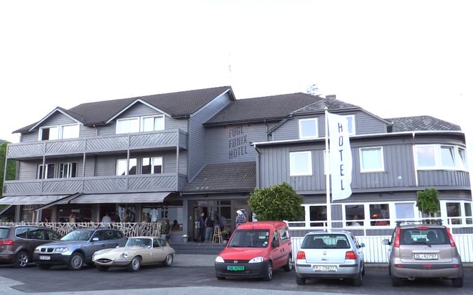 Fugl Fønix Hotell