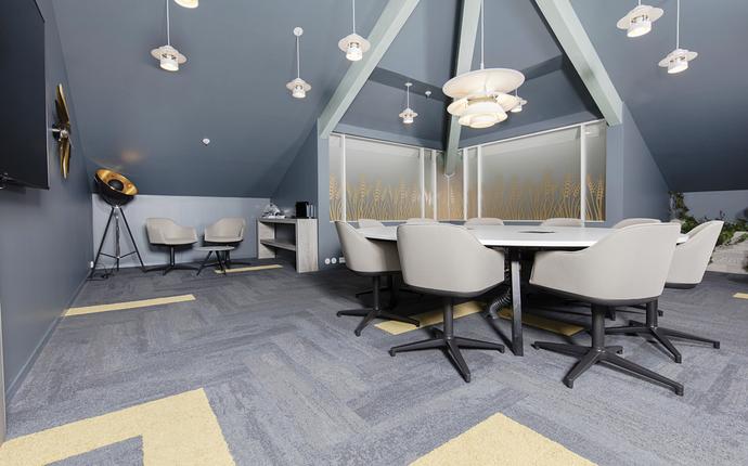 Quality Hotel Grand, Kongsberg - Rektors kontor
