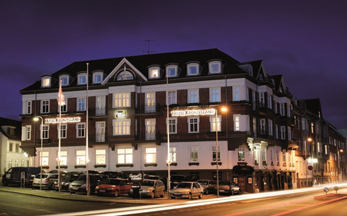 Hotel Kronjylland