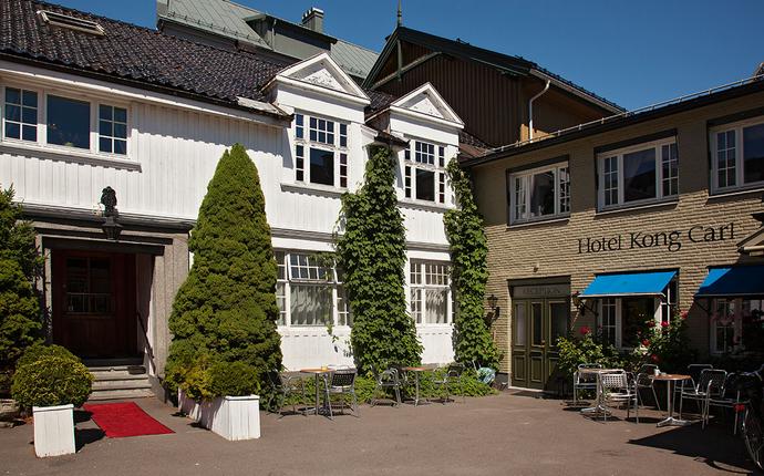 Hotel Kong Carl