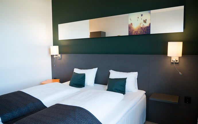 Gardermoen Airport Hotel - Superiorrom