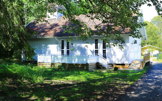 Hankø Hotell & Spa - Vårt private kapell i hotellhagen