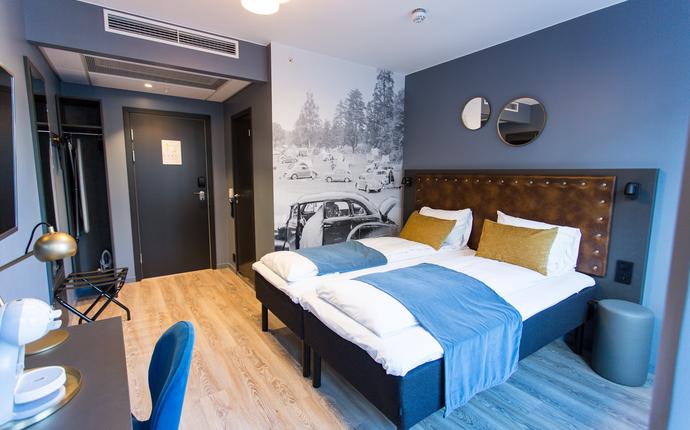 Hotel Verdandi Oslo - Superior rom