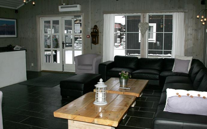 Kvitfjell Hotell