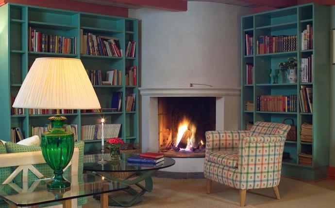 Biblioteket