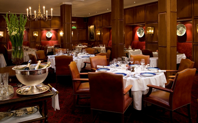 Grand Hotel Oslo - Julius Fritzner