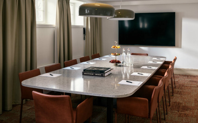 Clarion Collection Hotel Gabelshus - Møterom Frogner