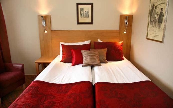 Nordfjord Hotell - Standardrom