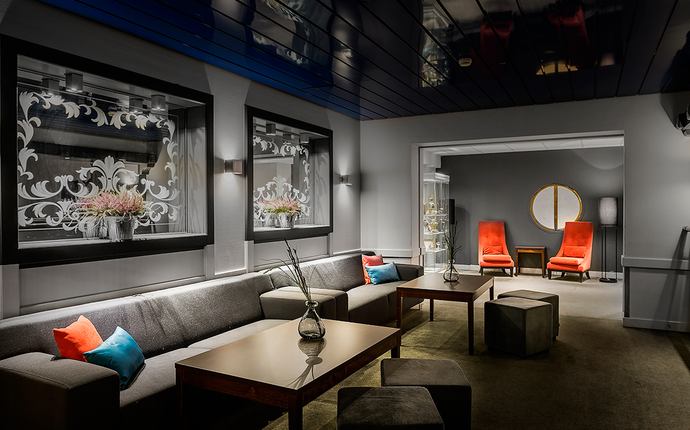 Fauske Hotell - Lobby
