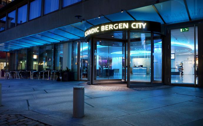 Scandic Bergen City