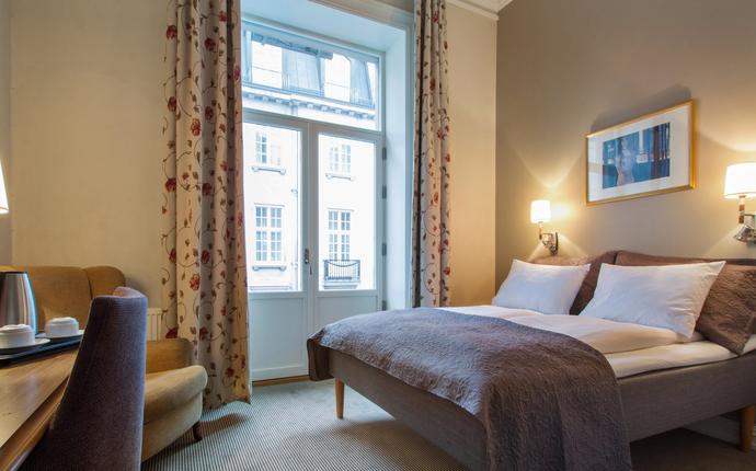 Best Western Karl Johan Hotell - Dobbelt rom