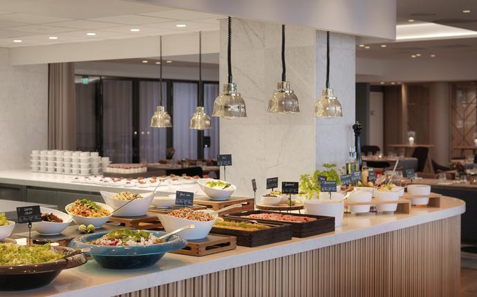 Høyres Hus Konferanse & Selskapslokaler - Restaurant Tivander
