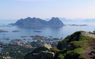 Lofoten - det magiske øyriket, et Norge i miniatyr