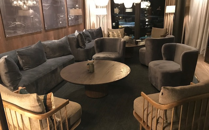 Funken Lodge - Lounge