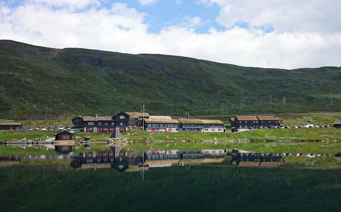 Haukeliseter fjellstue - Sommer på Haukeliseter