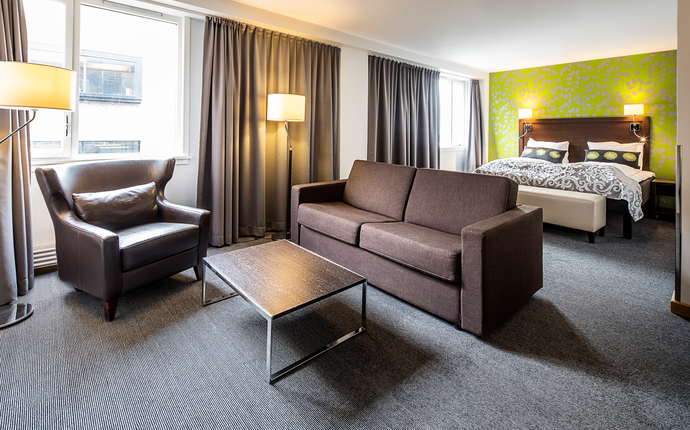 First Hotel Victoria - Superior Rom