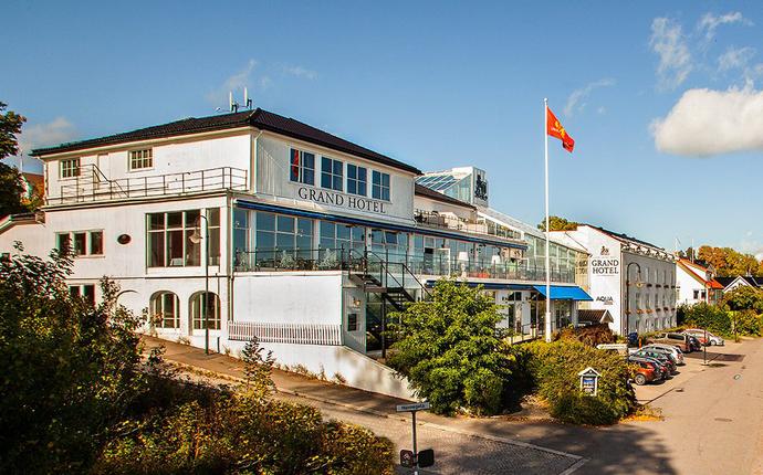 Grand Hotel Åsgårdstrand - Grand Hotel Åsgårdstrand