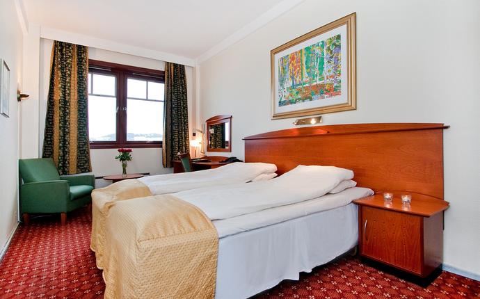 Best Western Chesterfield Hotel - Dobbeltrom