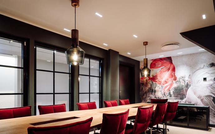 Amerikalinjen - Boardroom for opptil 12 pax