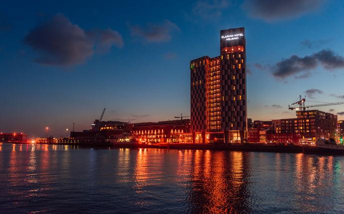 Clarion Hotel Helsinki